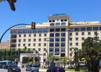 IU ve un problema estructural en la gestión del Hospital Regional de Málaga y duda de la capacidad de Alonso para resolverlo