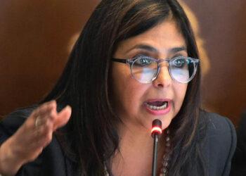 La canciller venezolana acusa a Macri de querer destruir el Mercosur