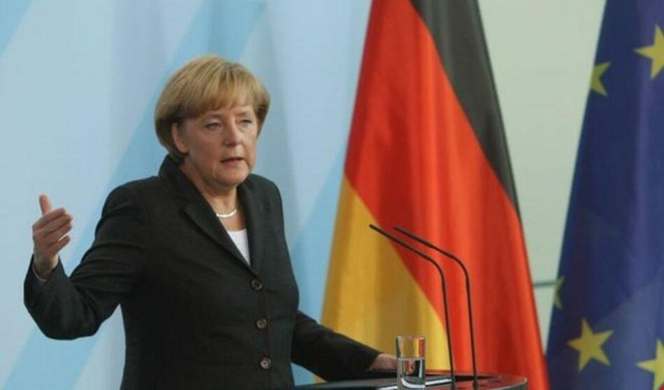 Merkel: No hay razón para levantar las sanciones de UE contra Rusia