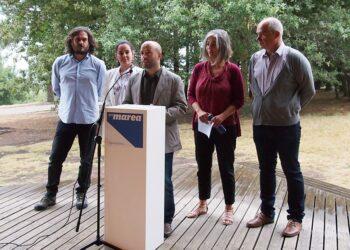 En Marea aposta por reforzar os servizos de extinción de incendios con emprego público de calidade incidindo na prevención
