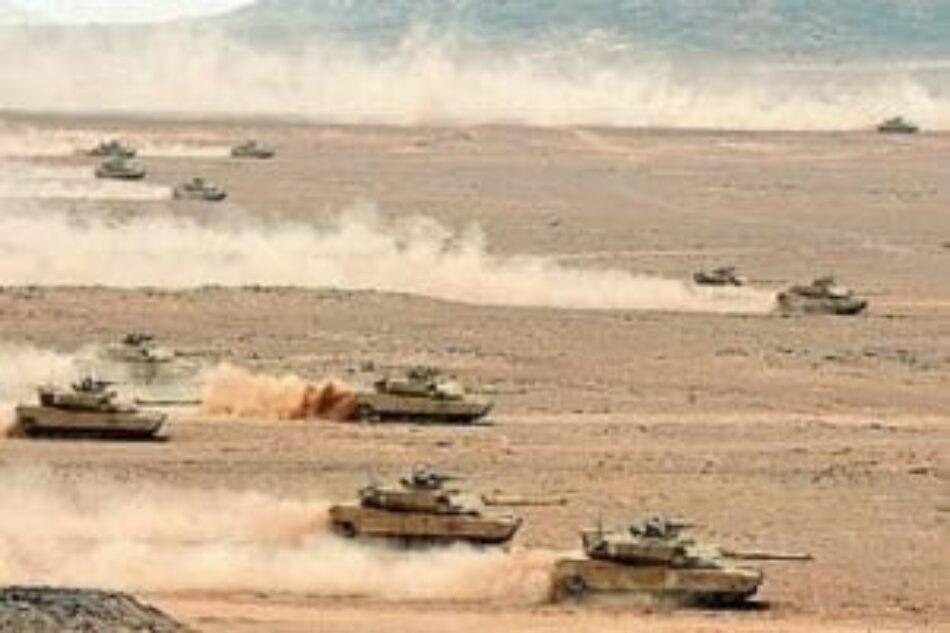 Marruecos invade território liberado del Sahara Occidental bajo control de la MINURSO