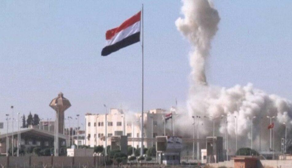 Ejército penetra en Academia de Artillería de Alepo