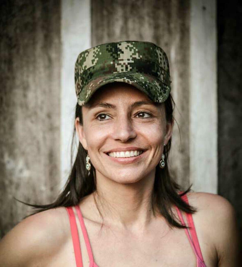 La holandesa y guerrillera de las FARC, Alexandra Narino: «Mi compromiso con la lucha sigue intacto»