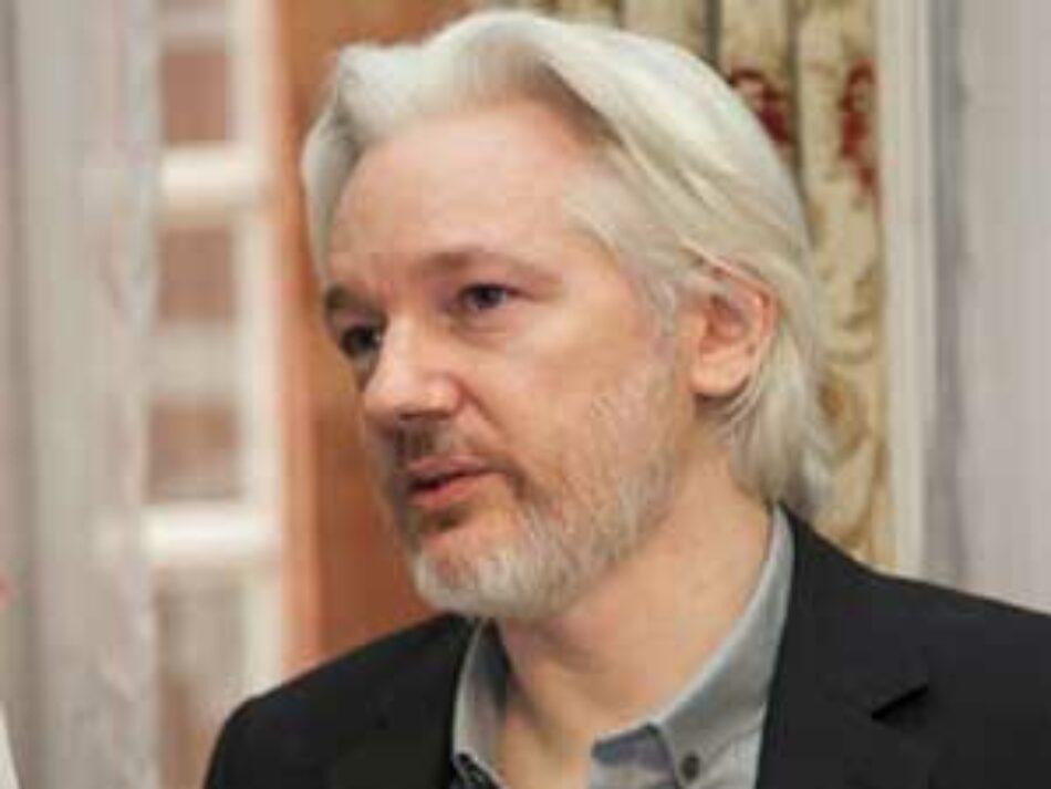 Receptará Fiscalía General de Ecuador declaración de Julian Assange
