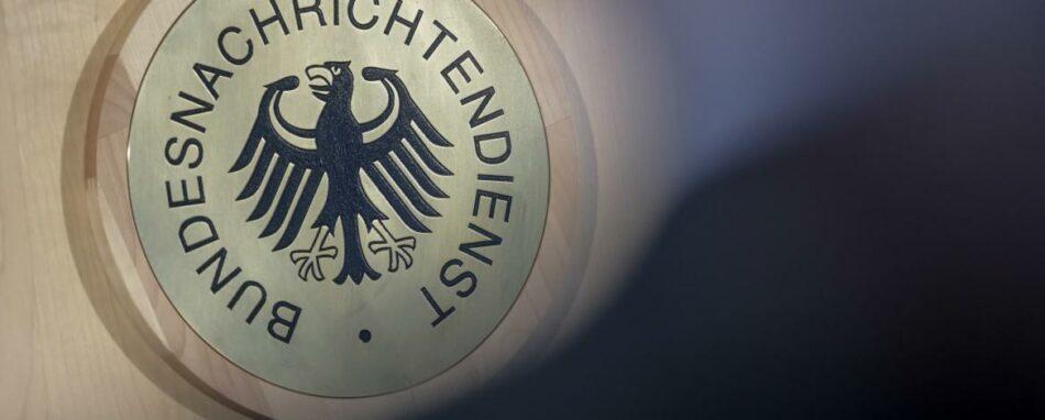 Contra la vigilancia a los periodistas extranjeros en Alemania