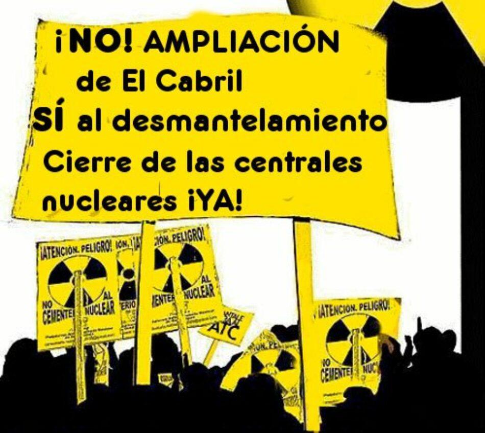 EQUO solicita a los alcaldes de la zona de El Cabril que defiendan la seguridad y salud de sus vecinos