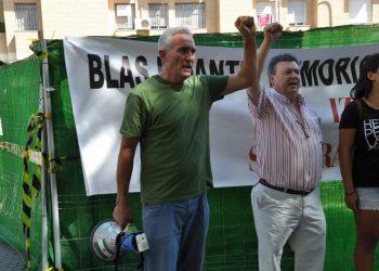 Diego Cañamero participará en el homenaje del SAT a Blas Infante