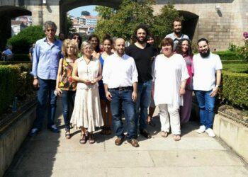 """En Marea presenta en Ourense unha candidatura """"honesta, de dignidade, decencia e solvente"""" fronte a """"coalición sectaria de Feijóo e Baltar"""""""