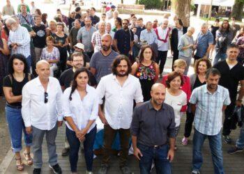 En Marea presenta a súa candidatura na Coruña como alternativa ao PP de Alberto Núñez Feijóo
