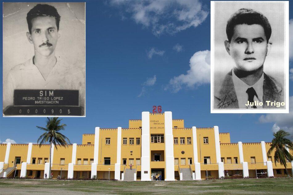Crónicas de la revolución cubana: Los Hermanos Trigo