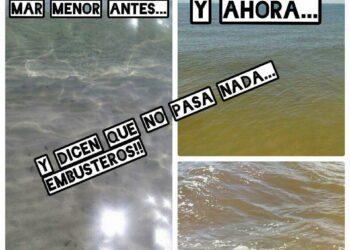 """""""El Partido Popular vincula el futuro del Mar Menor a más hormigón y cemento"""""""