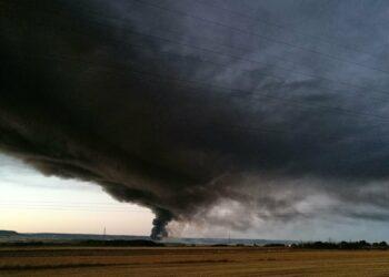 Chiloeches: sin información sobre los contaminantes tóxicos que se emiten