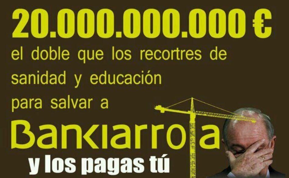Inician campaña #Querella15M contra @CajaMadrid por delito de sobretasaciones hipotecarias