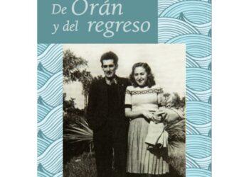 Yenia Camacho Samper presenta su libro «De Orán y el regreso» en la Isla de San Fernando (Cádiz)