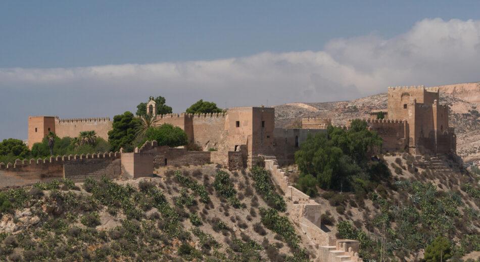 Rosa Aguilar está haciendo de la Alcazaba de Almería y su entorno un «Algarrobico del patrimonio»