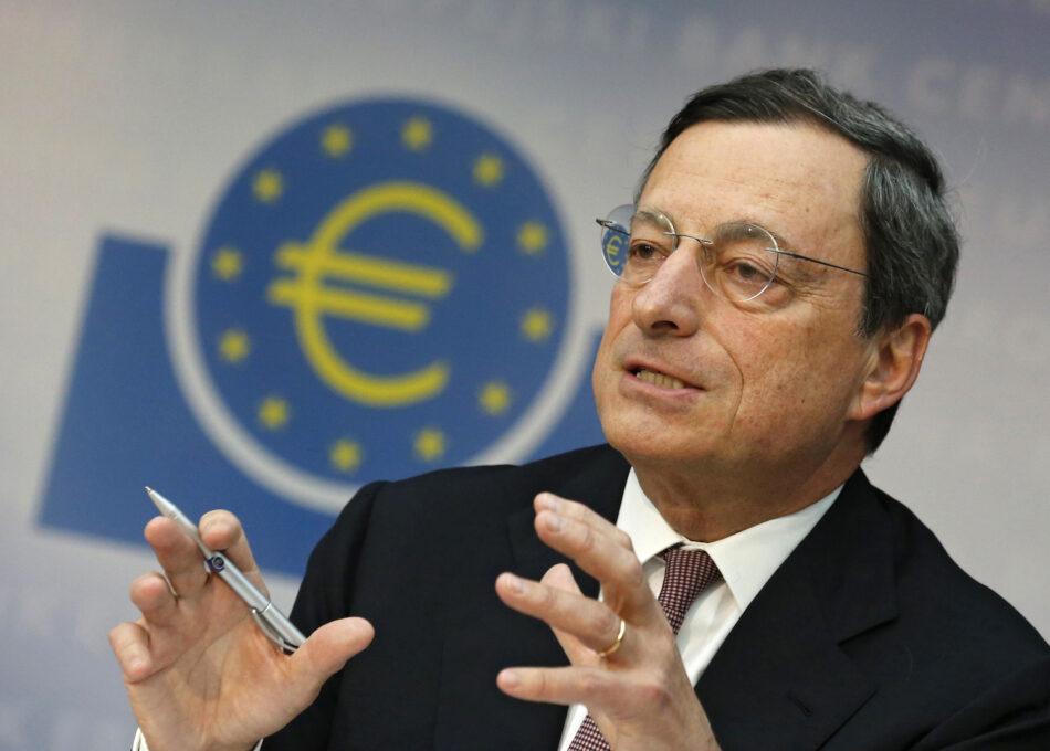 Garzón reclama que el Gobernador del Banco de España explique la compra de la deuda de grandes multinacionales por parte del BE y del BCE