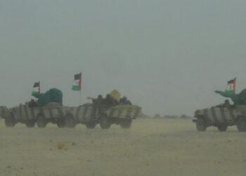 El Ejército Saharaui se hace con el control total de El Guerguerat y reabre la frontera con Mauritania