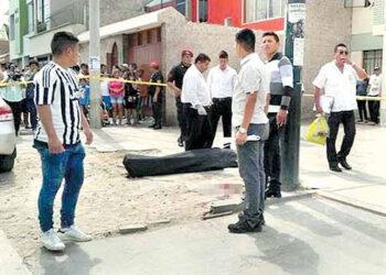Escuadrones de la muerte integrados por policías culpables de varias ejecuciones