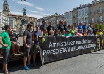 Convocan una manifestación por los derechos de los presos para el 5 de agosto en Gasteiz