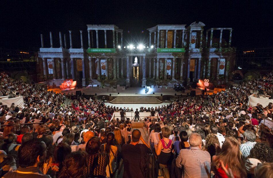 Clausura de la 62 edición del Festival Internacional de Teatro Clásico de Mérida
