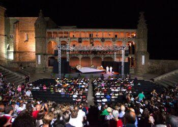 La Red Natura 2000 llega al Festival de Teatro Clásico de Alcántara