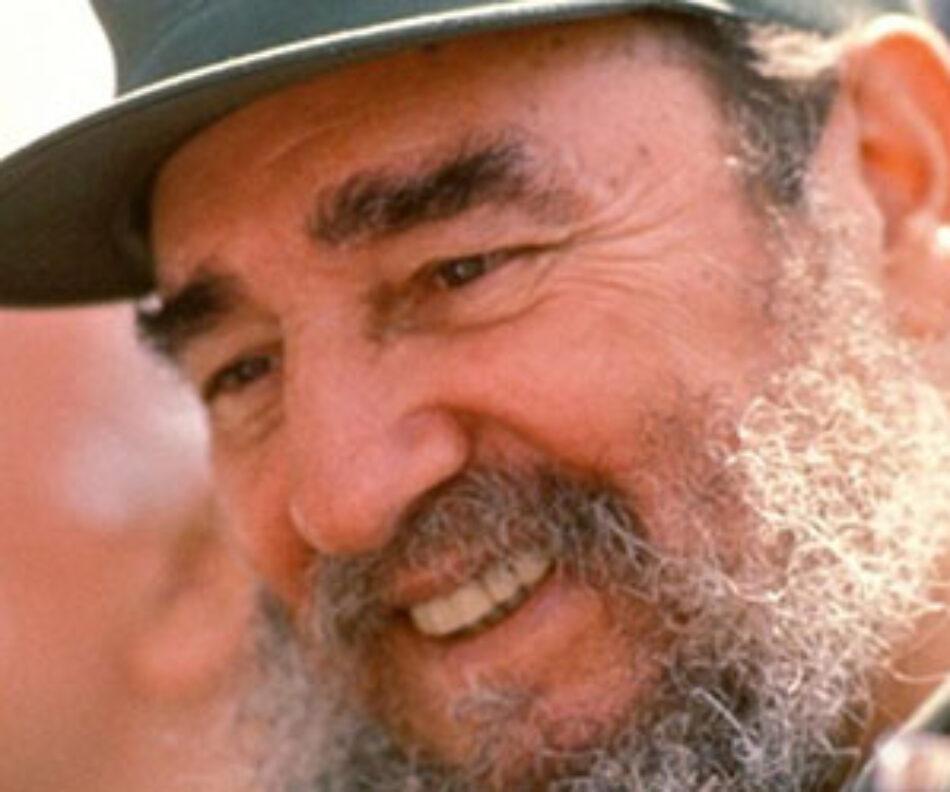 Chile se sumó a jornada de reconocimientos a Fidel Castro