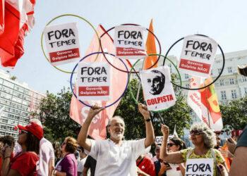 Brasil: El Comité Olímpico prohíbe manifestaciones políticas durante los Juegos