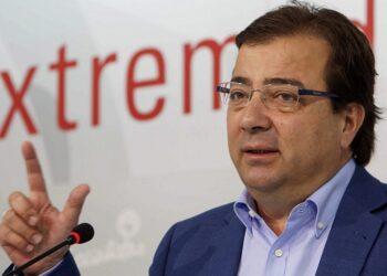 Desacierto en las declaraciones de Guillermo Fernández Vara