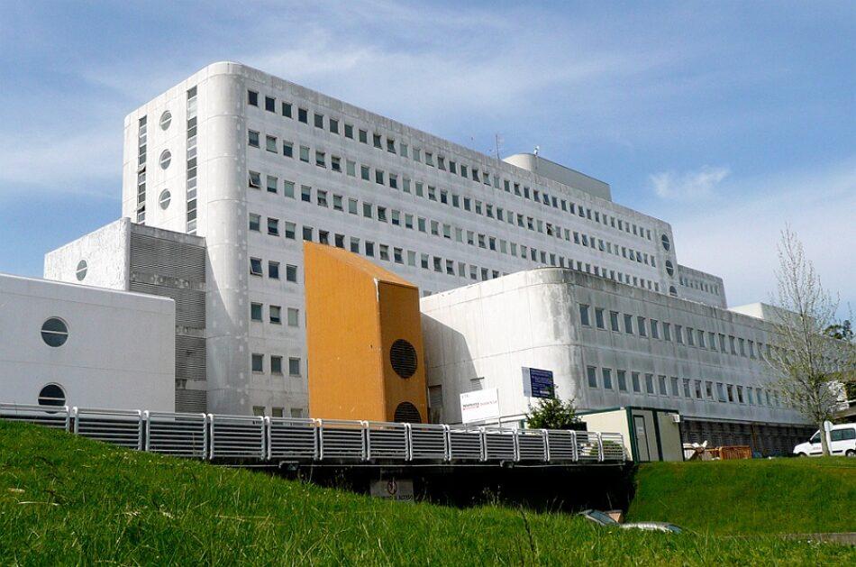 AGE insta á reapertura a pleno rendemento do Hospital do Meixoeiro