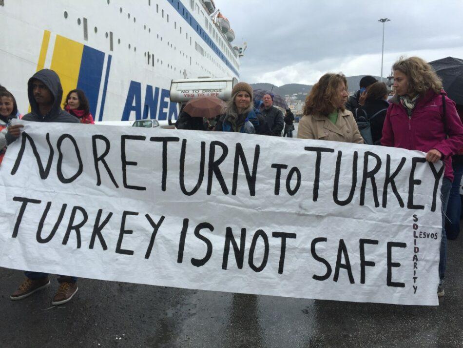 La Defensora del Pueblo Europeo abre una investigación sobre las denuncias al acuerdo UE-Turquía