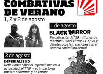 Arrancan las Jornadas Combativas de verano en Vitoria-Gasteiz