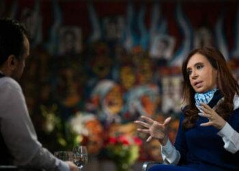 Cristina Kirchner y su entrevista completa con C5N