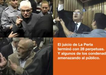 """Argentina. Lesa humanidad: condenaron a 38 acusados en el juicio por crímenes en """"La Perla""""/ 28 condenas perpetuas para los genocidas"""