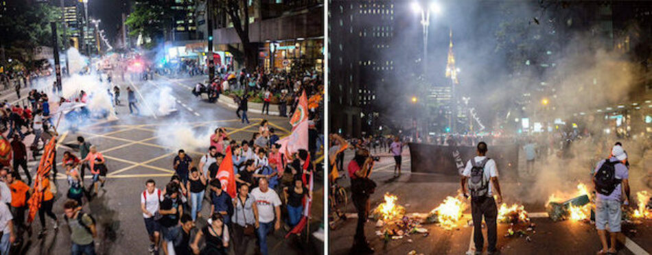 Crece la tensión en Brasil ante la definición del impeachment