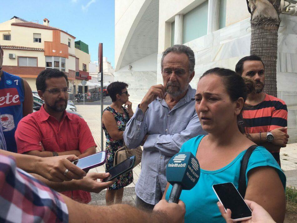 """Pascual (Unidos Podemos): """"Los bancos están vulnerando los derechos fundamentales de las familias, mientras las administraciones hacen la vista gorda"""""""