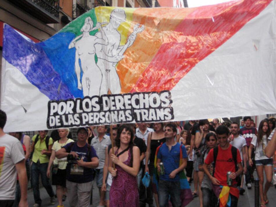 Organizaciones exigen que la agresión a una mujer transexual en Málaga tenga el agravante de transfobia