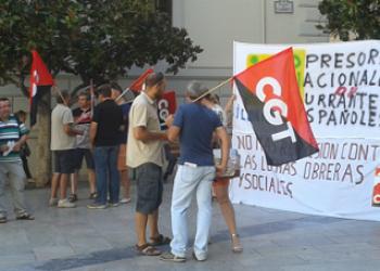 CGT: «La Junta de Andalucía sigue respaldando a Ilunion (ONCE), empresa que incumple sentencias»