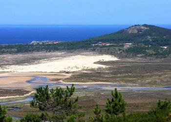 La Sociedade Galega de Historia Natural critica la actuación de la Xunta en el incendio del Parque Natural de Corrubedo