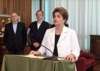 Brasil: Dilma propone plebiscito por la Reforma Política como salida a la crisis