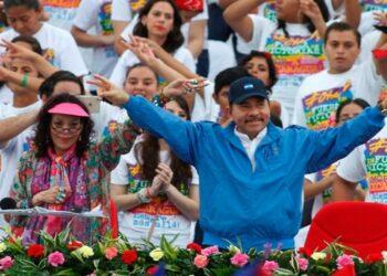 Ortega y Murillo son candidatos a la presidencia de Nicaragua
