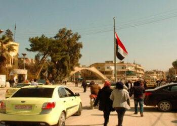 Siria y kurdos acuerdan alto al fuego en ciudad siria Al Hasaka