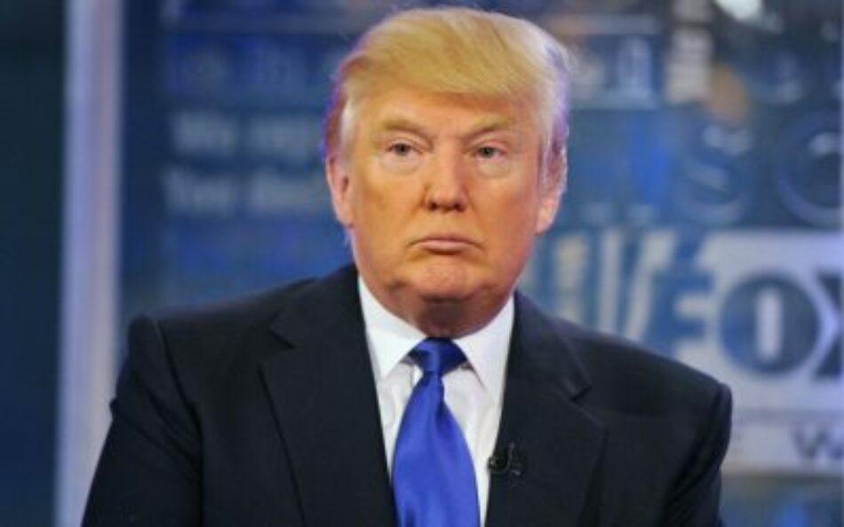Trump resbala entre republicanos en Estados Unidos
