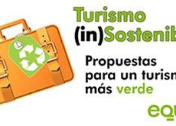 EQUO lanza sus propuestas para un Turismo Sostenible