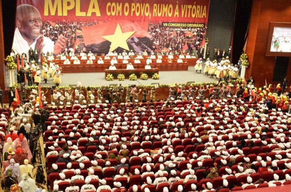 Angola: MPLA ha vencido su misión en cada etapa