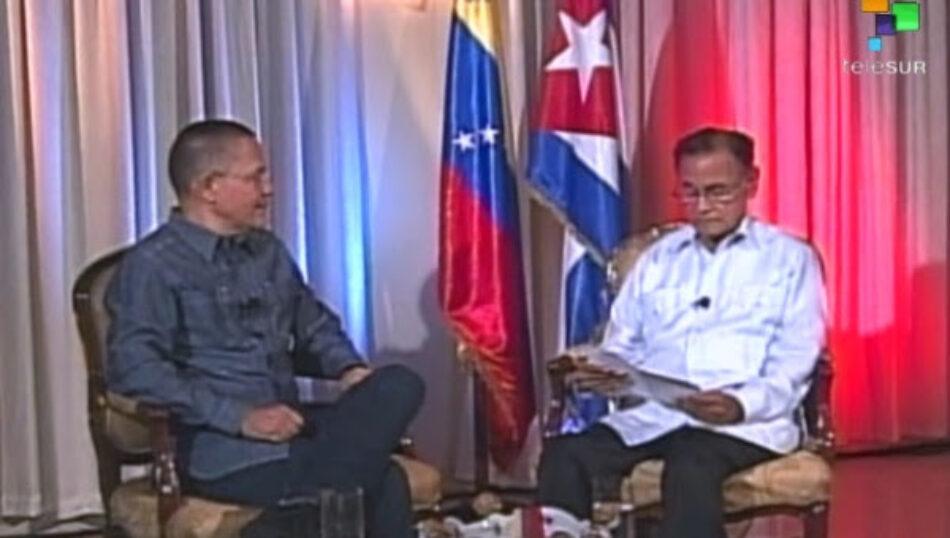 Venezuela / Rodríguez Araque: 'Revolución de Chávez no avanzará en desunión'
