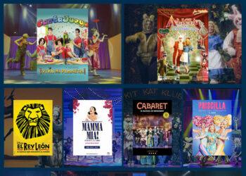 Evita, The Hole Zero y Don Juan, primeros estrenos de la temporada de musicales