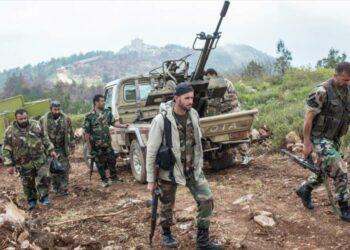 Hezbolá envía refuerzos a Siria para una gran ofensiva
