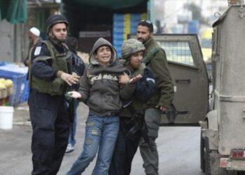 Israel arresta a 30 niños palestinos y tortura a la mayoría