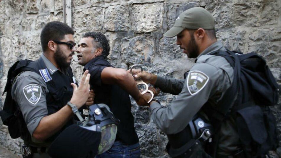 Defensoría pública critica la brutalidad de la policía israelí