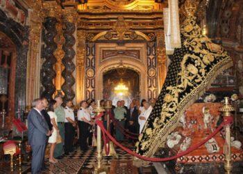 Granada Laica exige que las instancias y cargos públicos no participen en los actos religiosos en honor de la Virgen de las Angustias